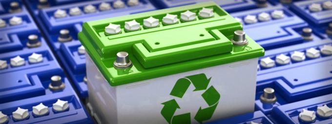 recyclage oude batterijen